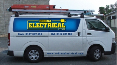 About Robina Electrical - Gold Coast Electricians